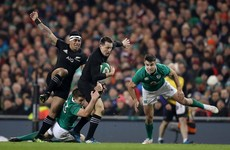 4 Test rugby rookies made it into our World XV of 2016