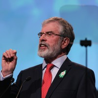 'New politics my arse' - Gerry Adams is not happy with the rent strategy row