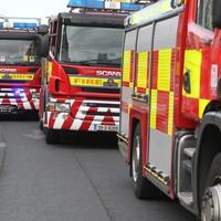 Dublin family escape unharmed from house fire