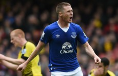 Koeman impressed by James McCarthy aggression