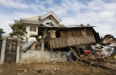 Irish aid arrives in Philippines after Typhoon Washi
