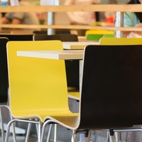 Man says he threw chair in McDonald's because he got 'bad vibe' from another customer