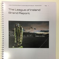 10 things to come out of today's strange League of Ireland Brand Report launch