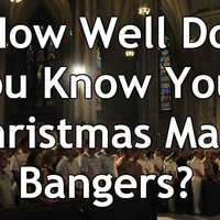 How Well Do You Know Your Christmas Mass Bangers?