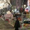 Oxford Street cordoned off after stabbing