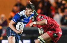 Ross Byrne to make first European start as Cullen names team for Northampton