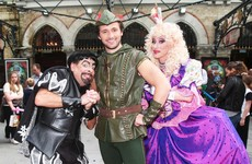 The secret to keeping a century-old panto show in business