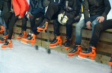 The very seasonal business of ice rinks - 'I'd rather this than work for someone else'