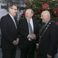 Limerick shows Michael Noonan how much his hometown loves him
