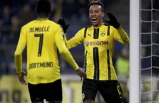 Dortmund stage impressive comeback as Aubameyang shows why he's one of Europe's finest