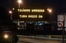 New Zealand on tsunami alert after massive earthquake