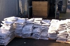 50-year-old woman among three arrested after €2.8 million worth of cannabis seized in Cavan
