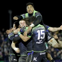 'It's an example of what Connacht people are about' - Lam hails Carty