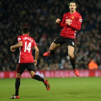 Ibrahimovic inspires Man United to convincing win over West Brom