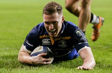 Cullen delighted with composure and clinical finishing of youthful Leinster side