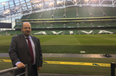 The FAI's new marketing guru has accused fans of anti-semitic abuse