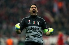 Buffon continues to defy ageing process as Juventus extend lead in Italy's top-flight