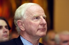 Pat Hickey is back in Ireland and is 'delighted' to be home for Christmas