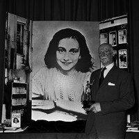 Anne Frank may have been discovered by police investigating coupon fraud