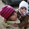 """Evacuees """"in a terrible state"""" after waiting overnight in freezing conditions to leave Aleppo"""