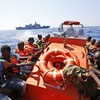 """""""We have a duty not to let these people die"""": A year of rescuing thousands in the Mediterranean"""
