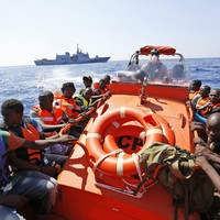 """We have a duty not to let these people die"": A year of rescuing thousands in the Mediterranean"