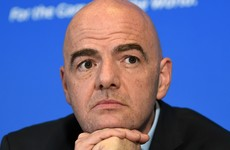 'FIFA are not world doping police' - Infantino