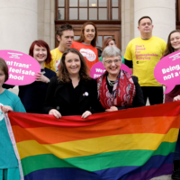 Journalist Una Mullally is the government's new youth LGBT czar