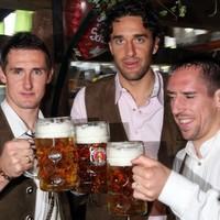 Bayern Munich ban players from Oktoberfest