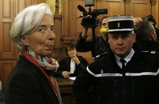 Christine Lagarde found guilty by French court over payout - but will not face a sentence