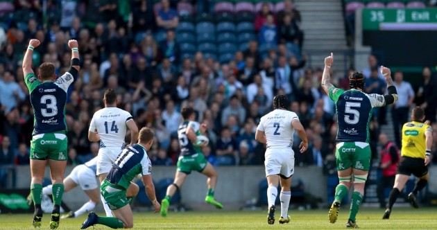 'We've come this far, we'll do it our way': Connacht's unbelievable day in the sun