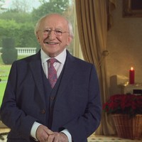 'As this year ends peace can seem very distant': President Higgins reflects on 2016