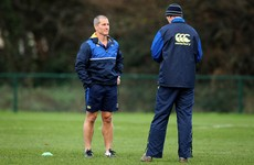 'It's actually a lot closer to home than Twickenham': Lancaster enjoying life at Leinster