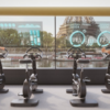 This 'gym boat' that could float across the Seine is powered by workouts