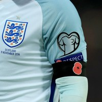 English FA to appeal against poppy fine