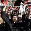 'Whitewash' - Protests rage in Syria as Arab League monitors arrive