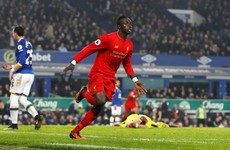 Liverpool deliver late, late show at Goodison to win derby and keep title challenge alive