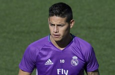 Less than 3 years after starring at the World Cup, James' Real career looks in jeopardy