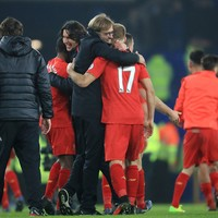 Klopp enters into Christmas spirit after Merseyside derby win