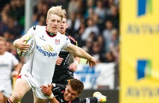 Ulster breakthrough Lyttle included in Ireland U20 squad for winter trials