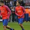 Messi, Suarez and Neymar get early Christmas break