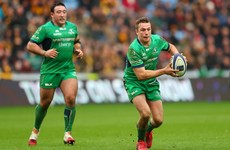 Homegrown Carty and Buckley sign new two-year deals with Connacht
