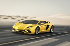 Lamborghini has beefed up the mighty Aventador with even more performance