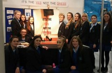 These 5th Year students from Kells created a very important campaign about consent in 2016