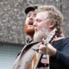 Apollo House Occupation: Hozier, Glen Hansard and friends perform live at Dublin homeless hostel