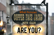 What Percent Coppers Are You?