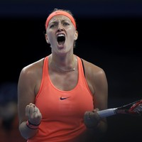 Four-hour surgery went 'very well' but Petra Kvitova faces long recovery after knife attack