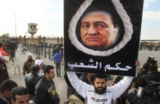 Egypt's Mubarak back in court as trial resumes