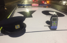 Gardaí arrest 500 motorists for drink driving in just three weeks - and 40 in two days