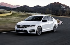 First look: Skoda's high-performance Octavia RS gets a makeover